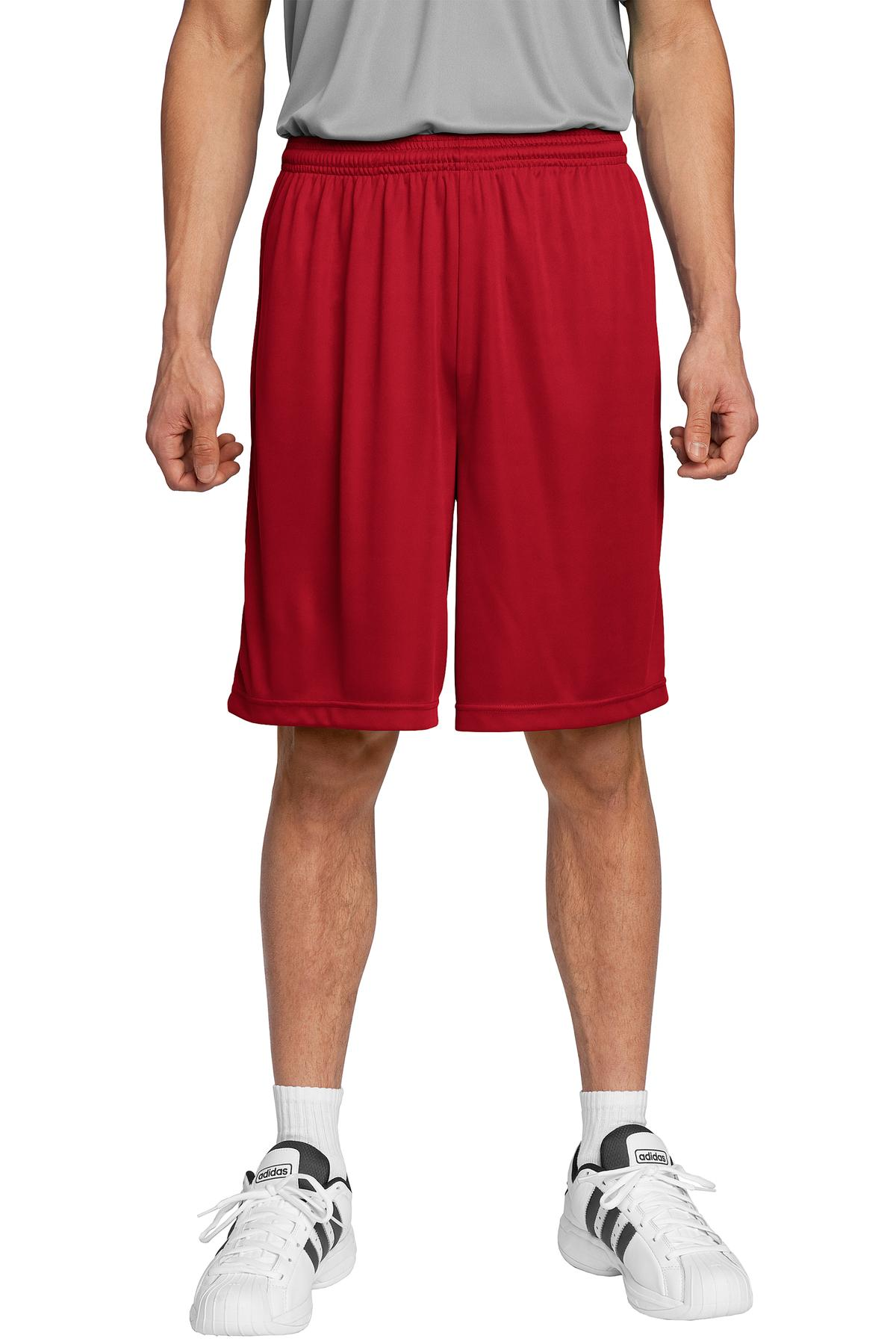 Sport-Tek ®  PosiCharge ®  Competitor™ Short. ST355 - True Red